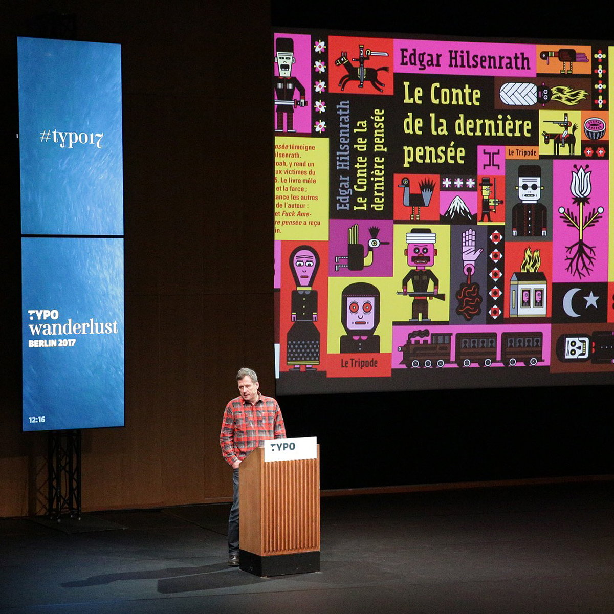 Highlights from TYPO Berlin 2017
