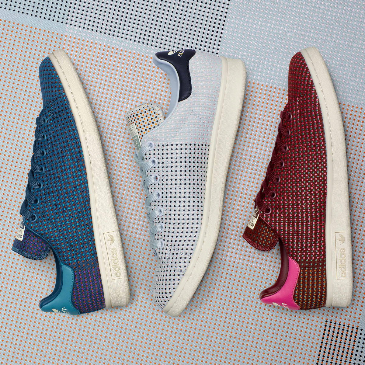adidas Originals x Kvadrat Launch Stan Smiths
