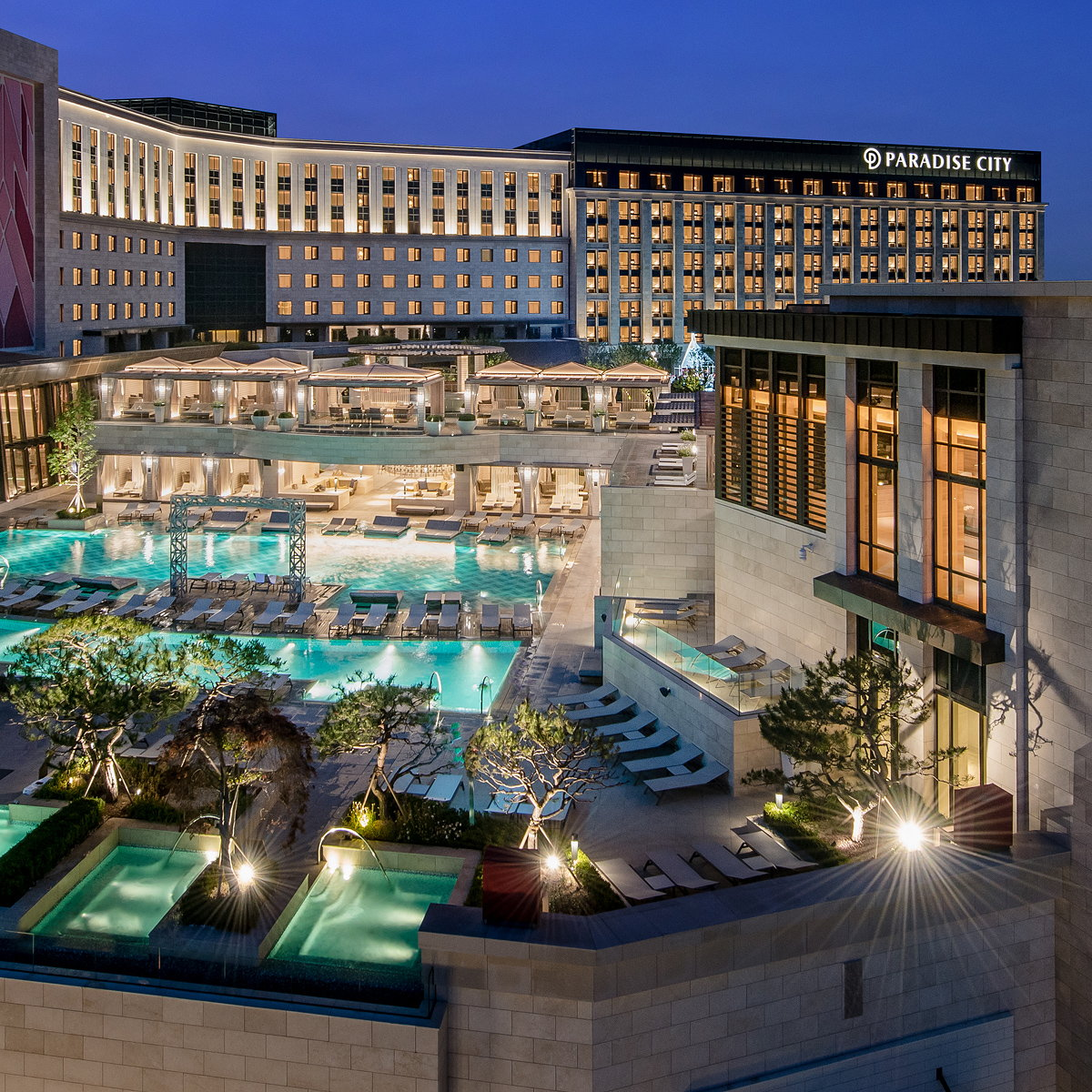 Lifescapes International Brings Touch of Las Vegas to South Korea