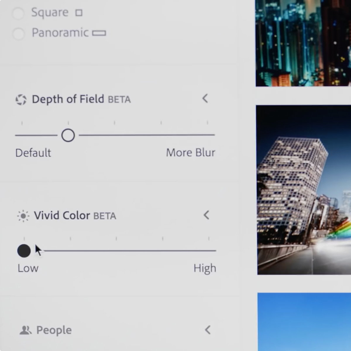 New Aesthetic Filters Let Designers Search Adobe Stock Images Using Attributes