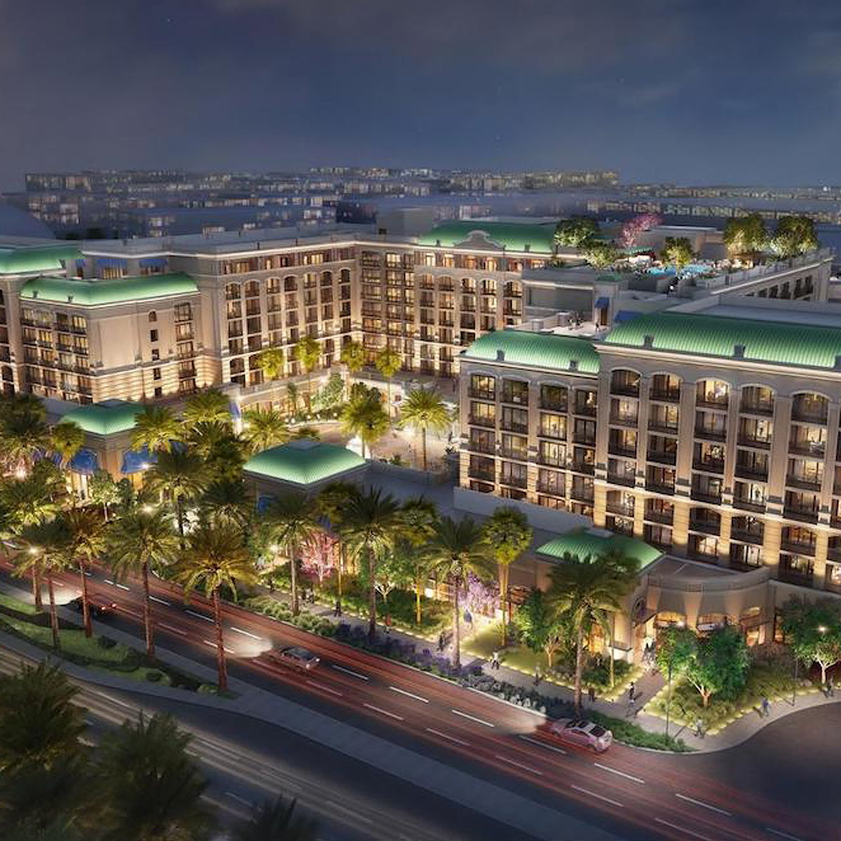 Lifescapes International to Design Landscaping for $245M Westin Anaheim Resort