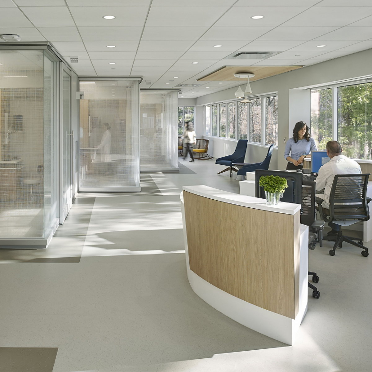 IIDA Announces Winners of 2017 Healthcare Interior Design Competition