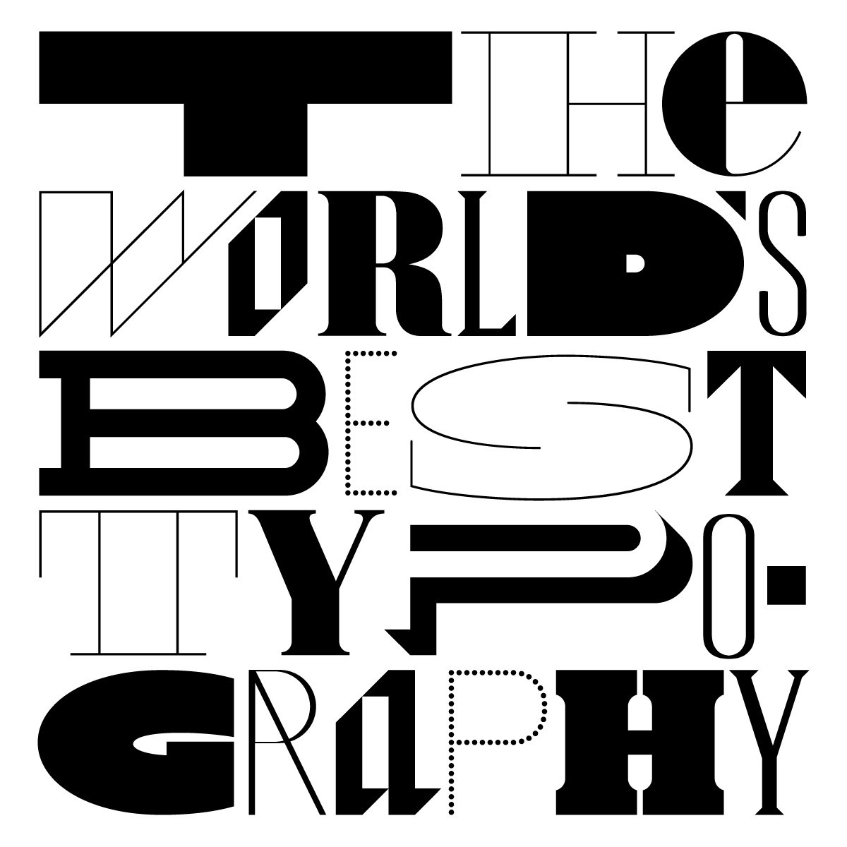 Type Directors Club Type Competitions Open for Entries