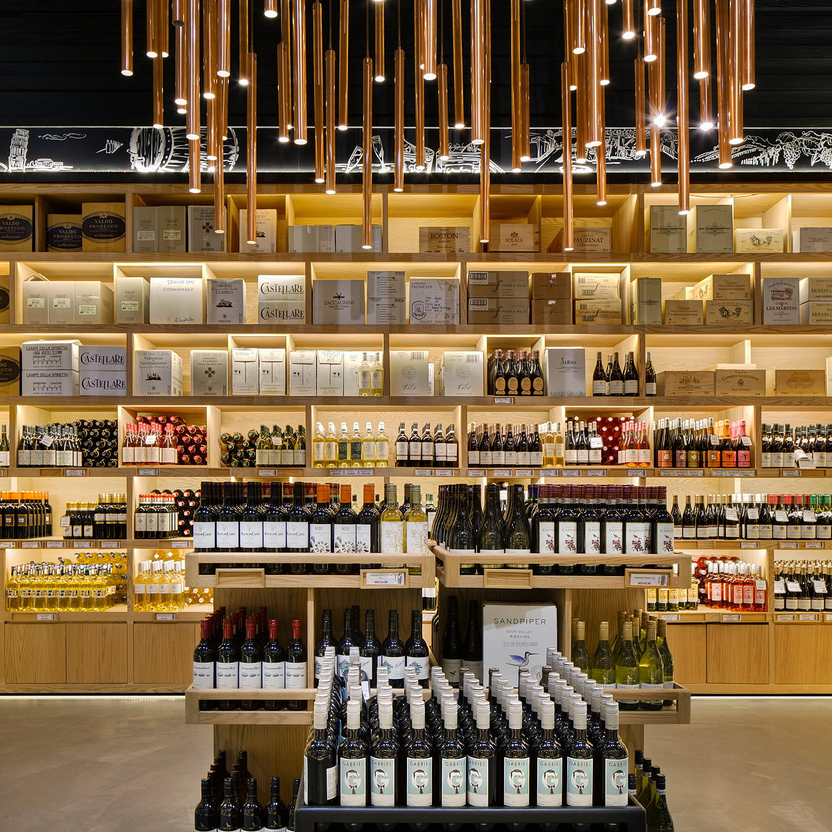 Peninsula Store by ARRCC