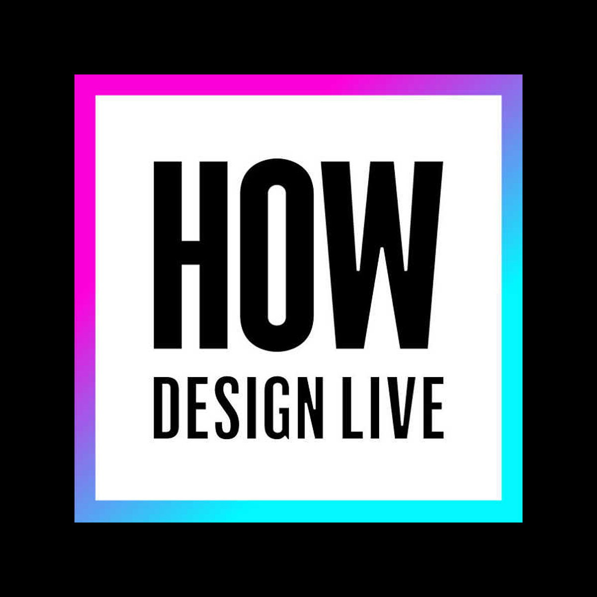 HOW Design Live 2018 Boston - Where Creatives Converge, Connect
