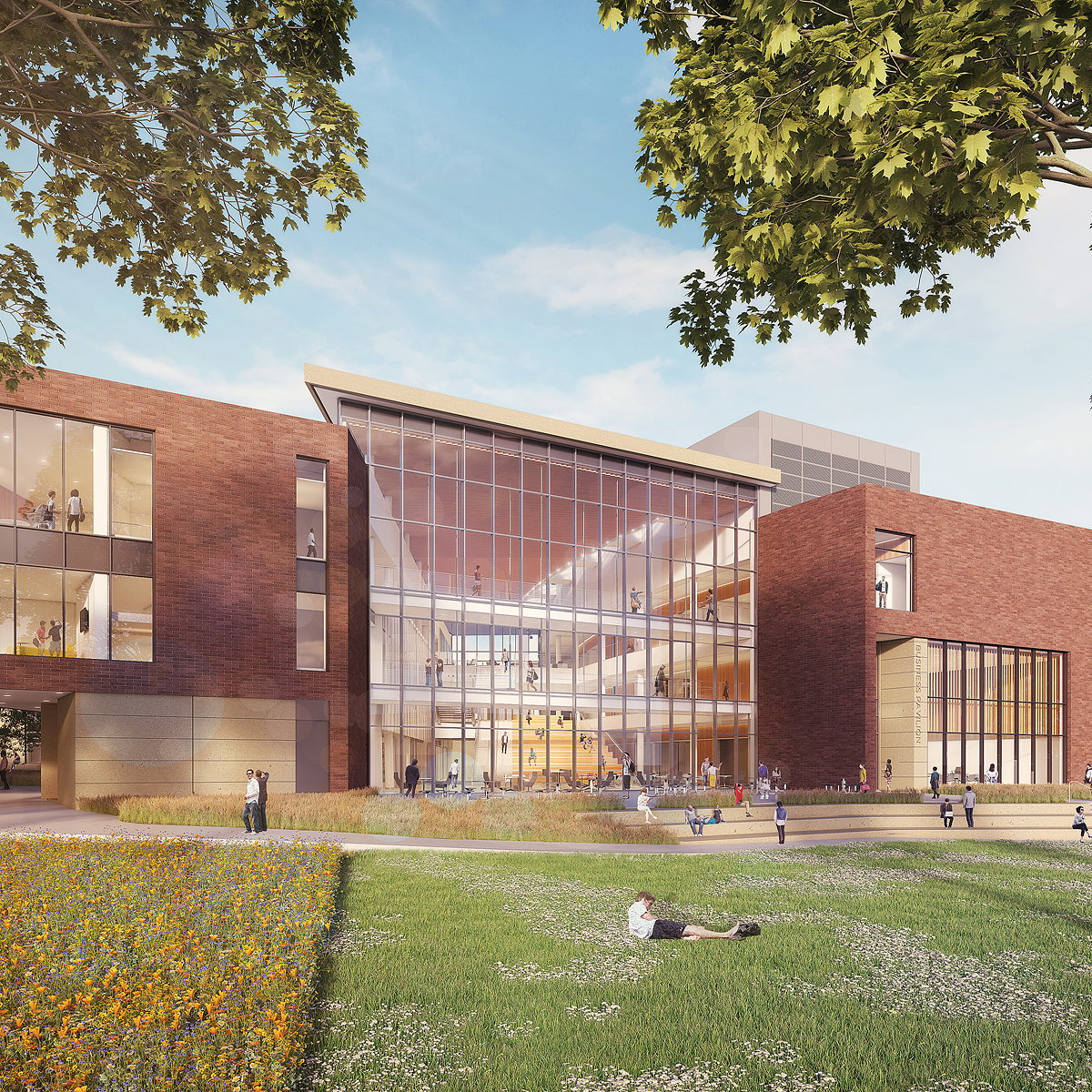 MSU Broad College of Business Pavilion by LMN Architects Breaks Ground
