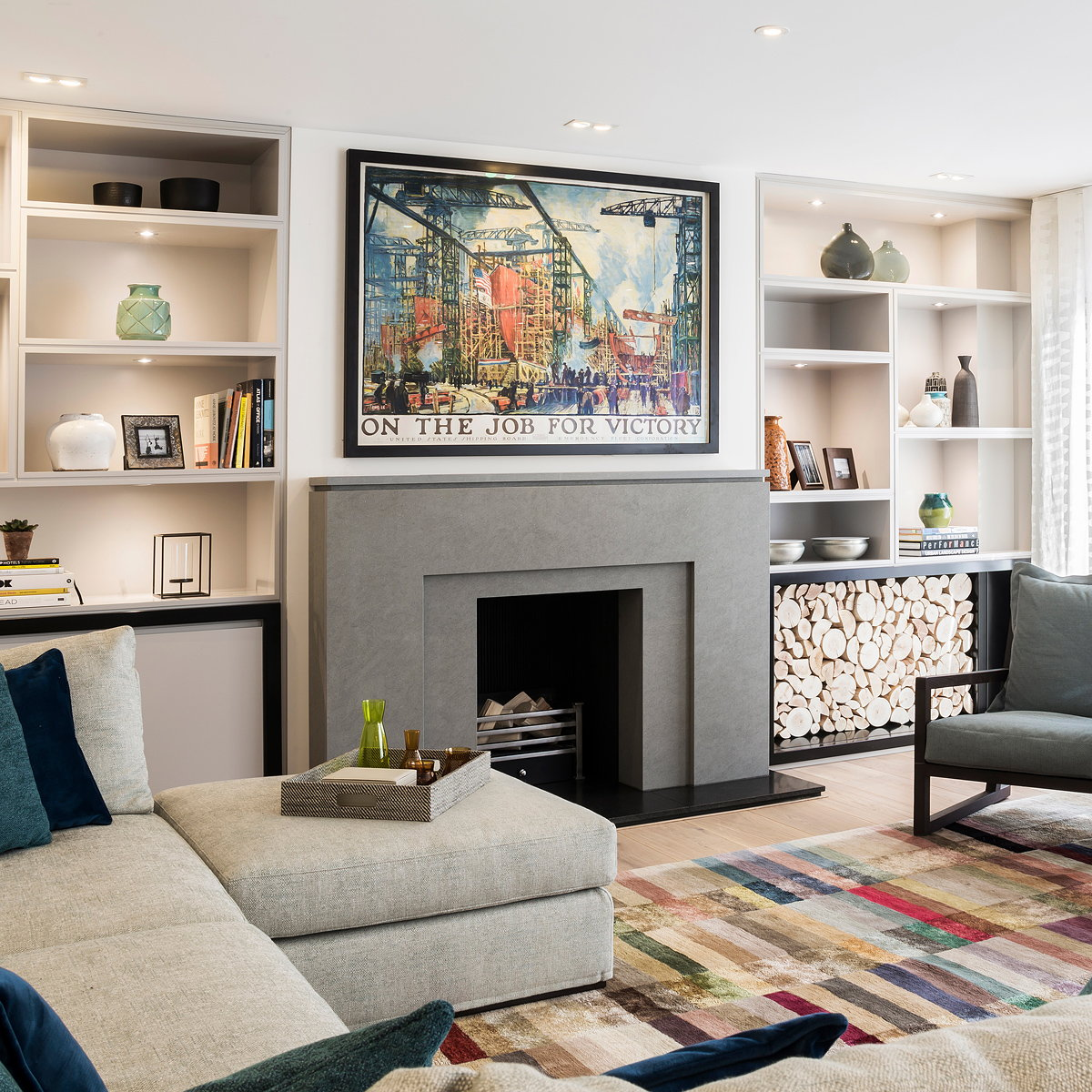 Highgate Hill by LLI Design