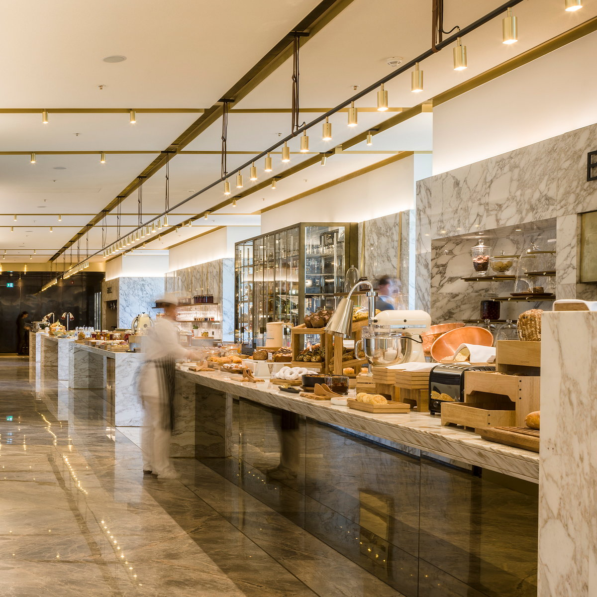 Mökki by Blacksheep - A Curated Dining Experience at the Ritz-Carlton Astana