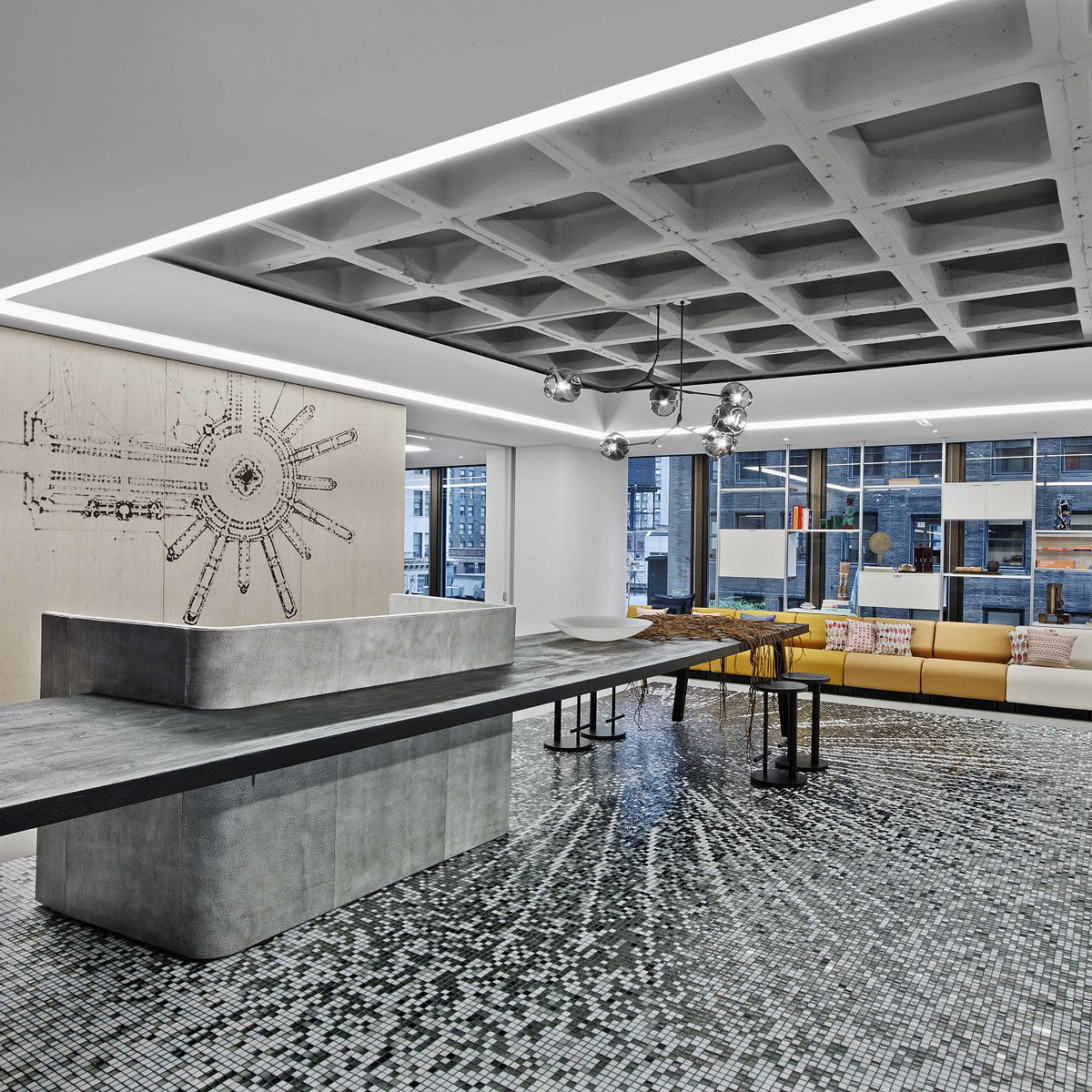 Contract Magazine Names International Interior Design Association Headquarters 'Best Small Office'