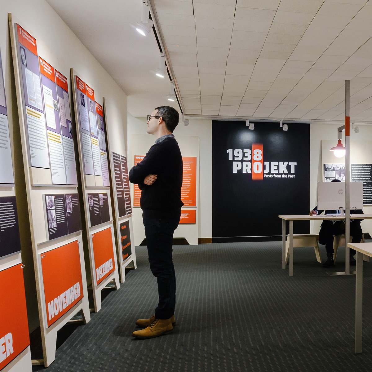 C&G Partners Creates '1938 Projekt - Posts from the Past' for Leo Baeck Institute