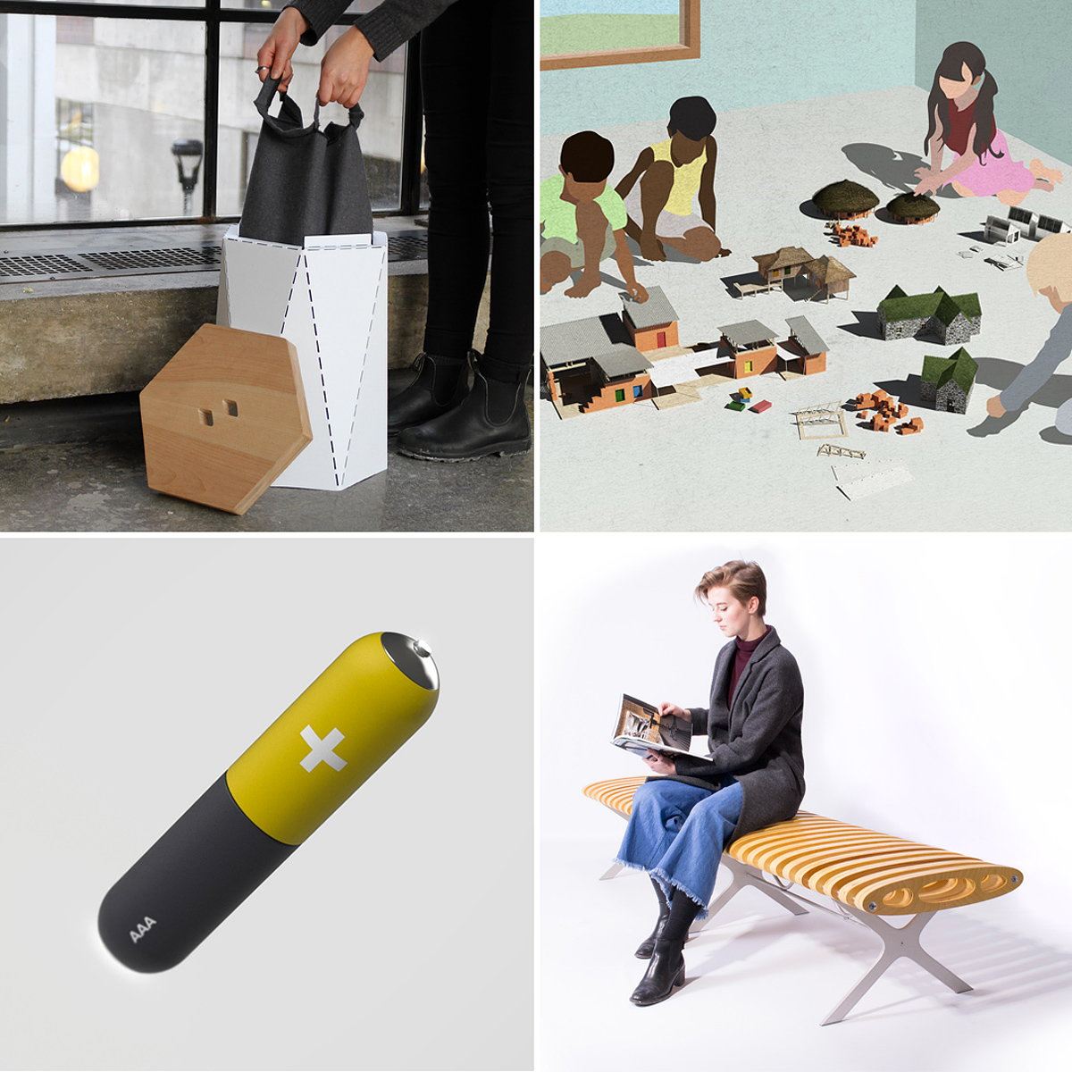 Winners of 6th Cradle to Cradle Product Design Challenge Announced