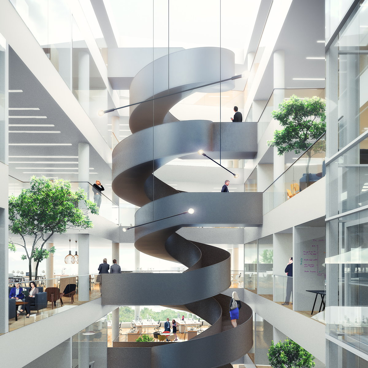 Schmidt Hammer Lassen Architects to Design New Campus Complex for Norwegian Geotechnical Institute