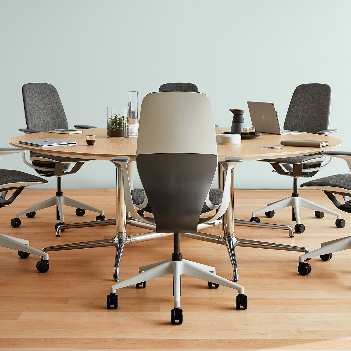 Steelcase Launches SILQ