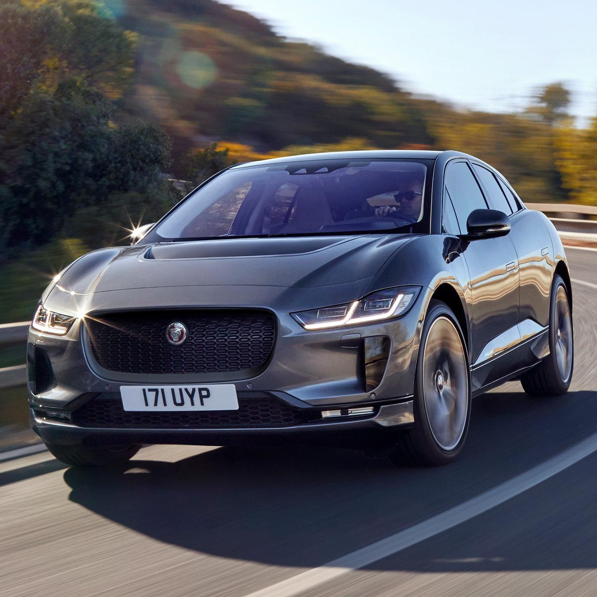 Jaguar Cx17 Release Date: Jaguar Unveils Electric I-PACE SUV