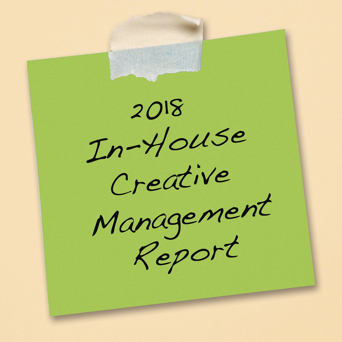 2018 In-House Creative Management Report
