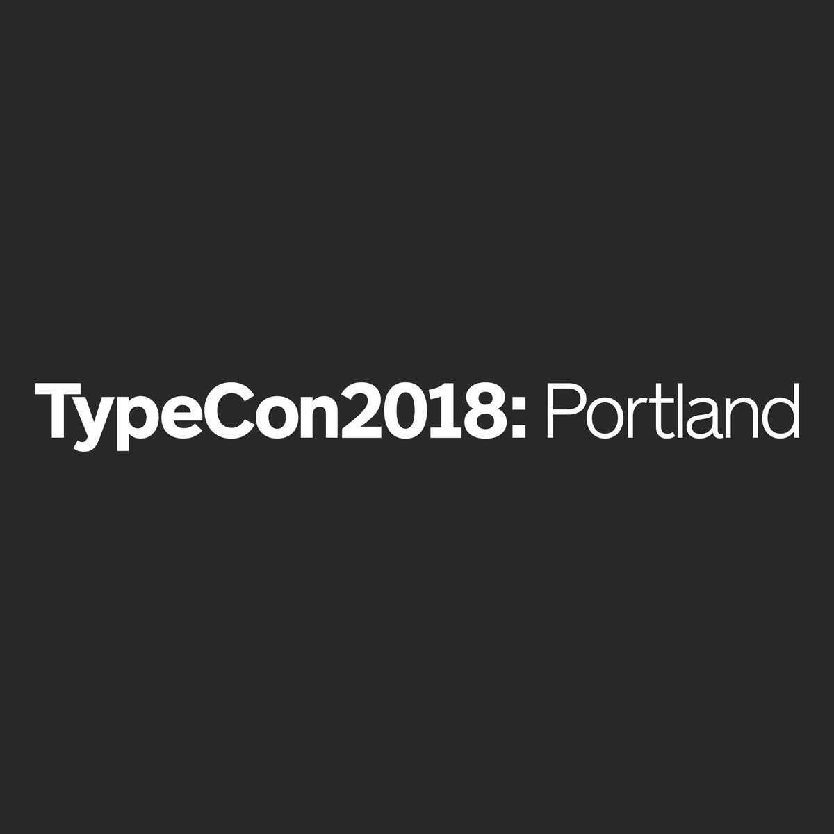 TypeCon2018 - Call for Programming