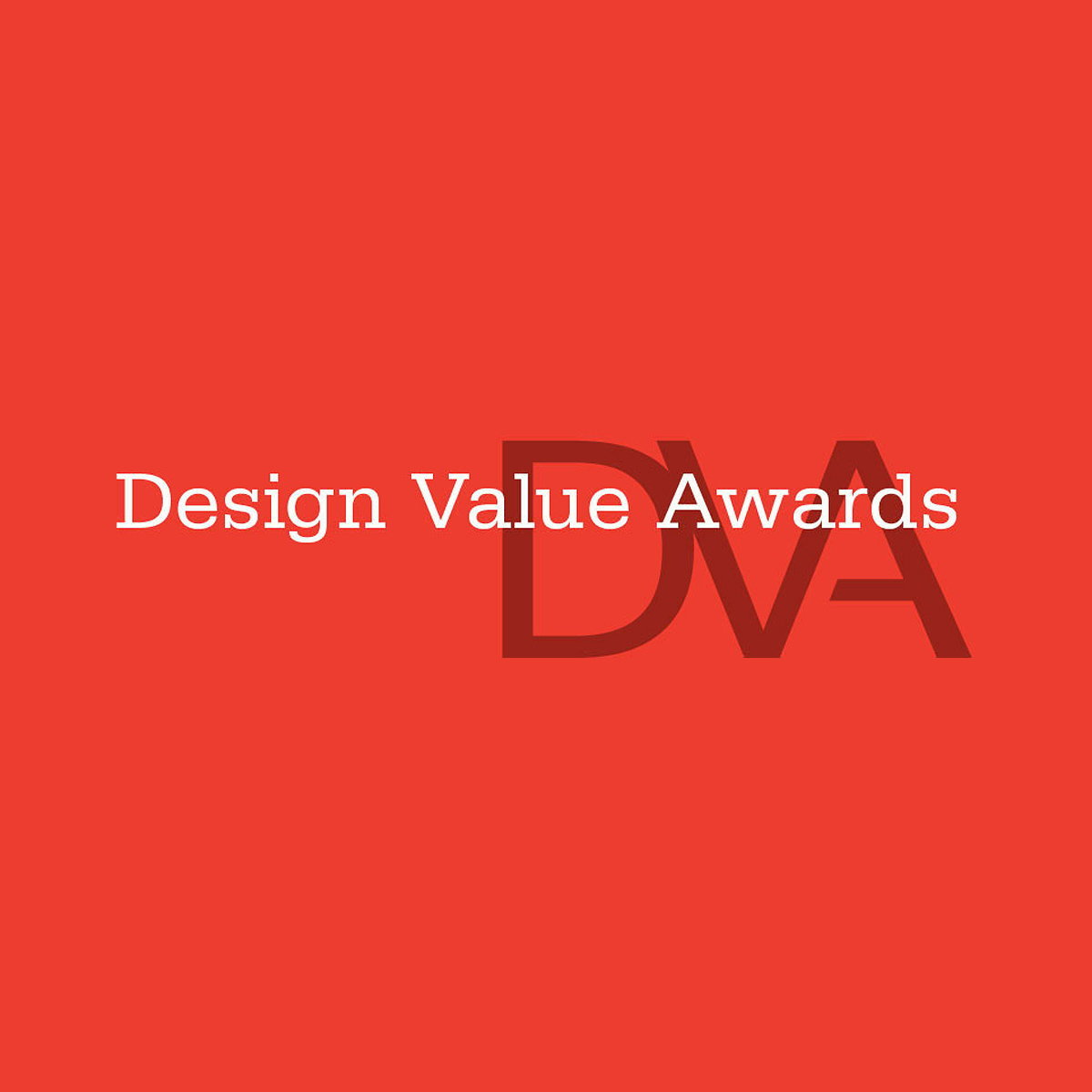 2018 dmi:Design Value Awards