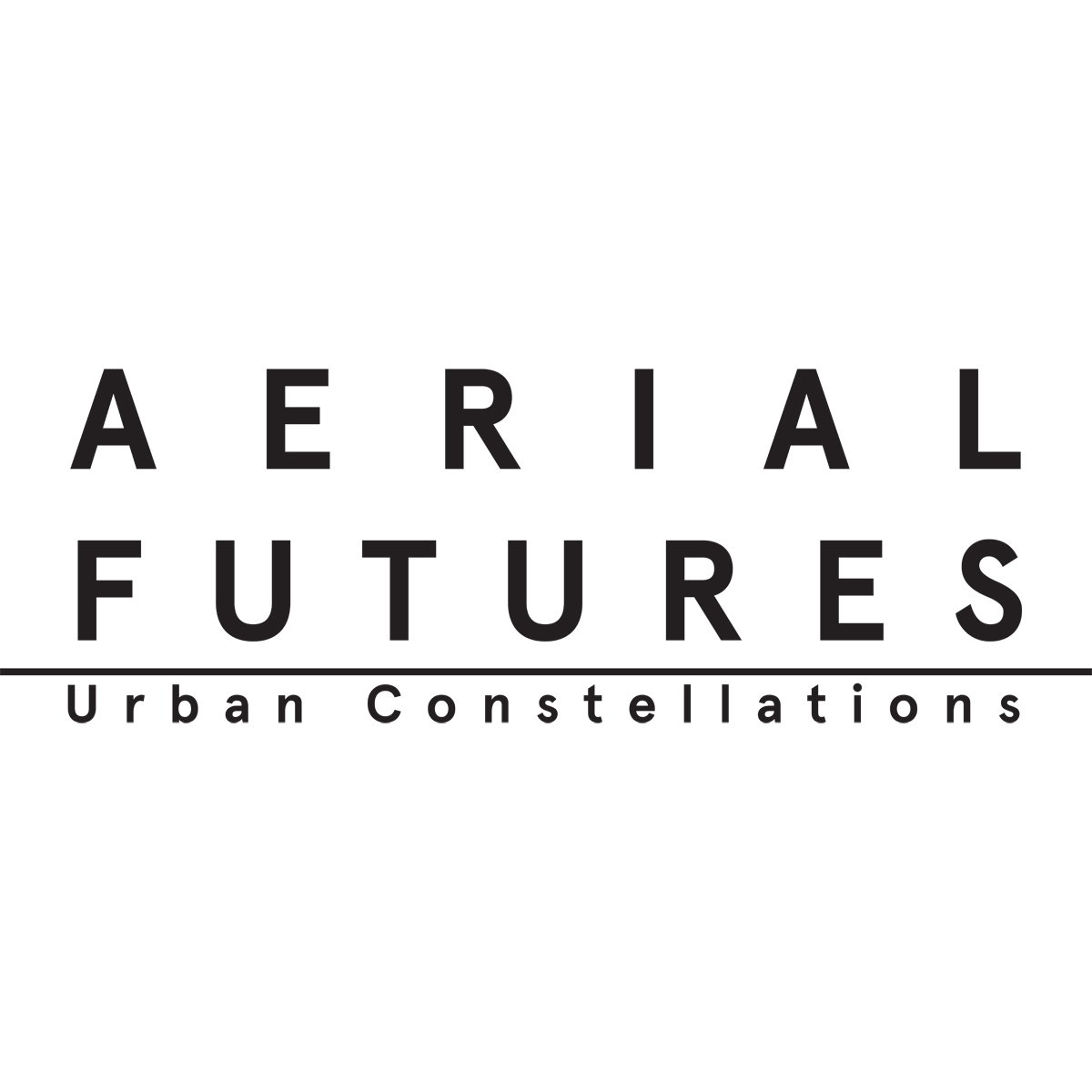 Aerial Futures - Urban Constellations
