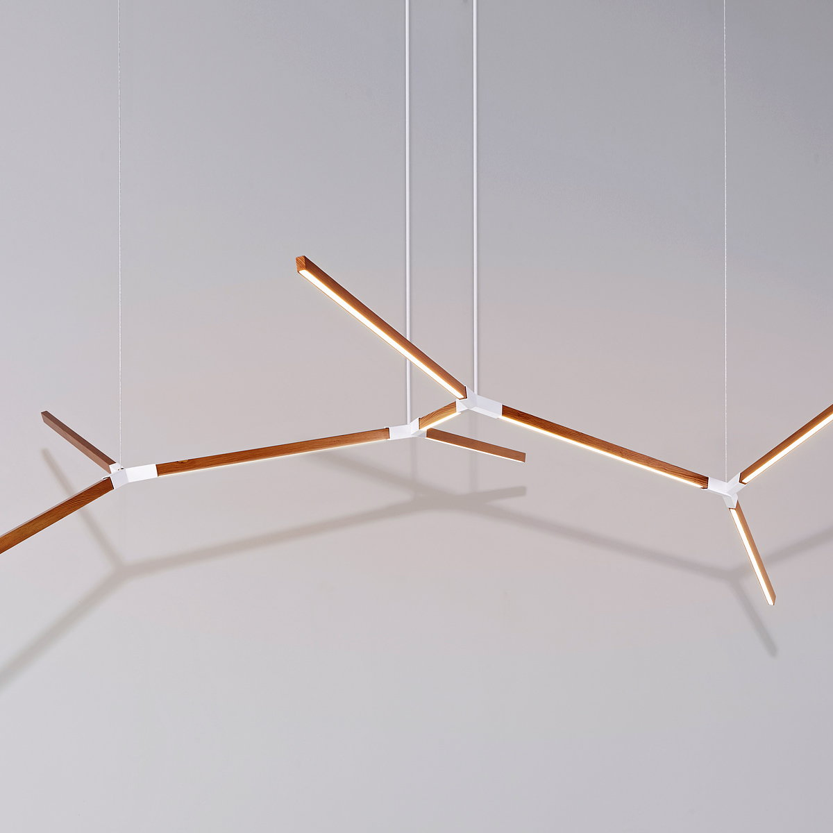 Stickbulb Unveils Branch-Inspired Pendant Light Collection