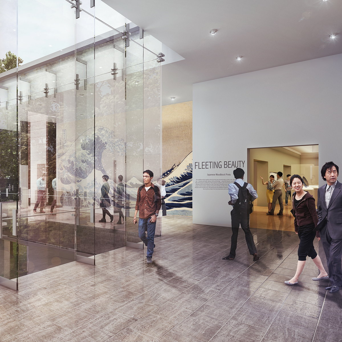 Asian Art Museum in Seattle Breaks Ground on Renovation Designed by LMN Architects