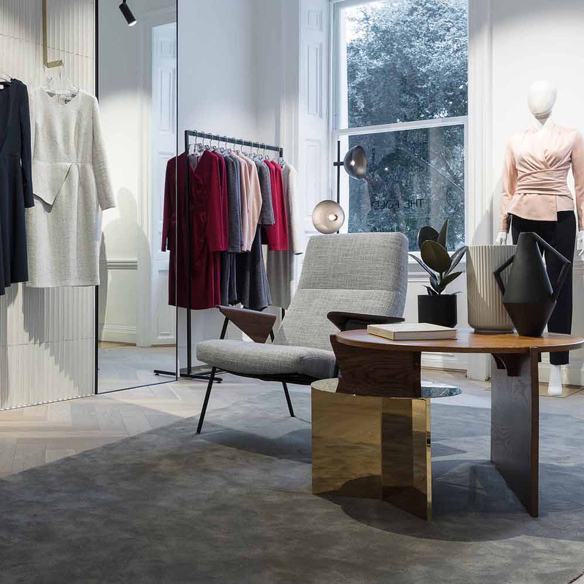 Kinnersley Kent Design Completes Fold's Flagship Store