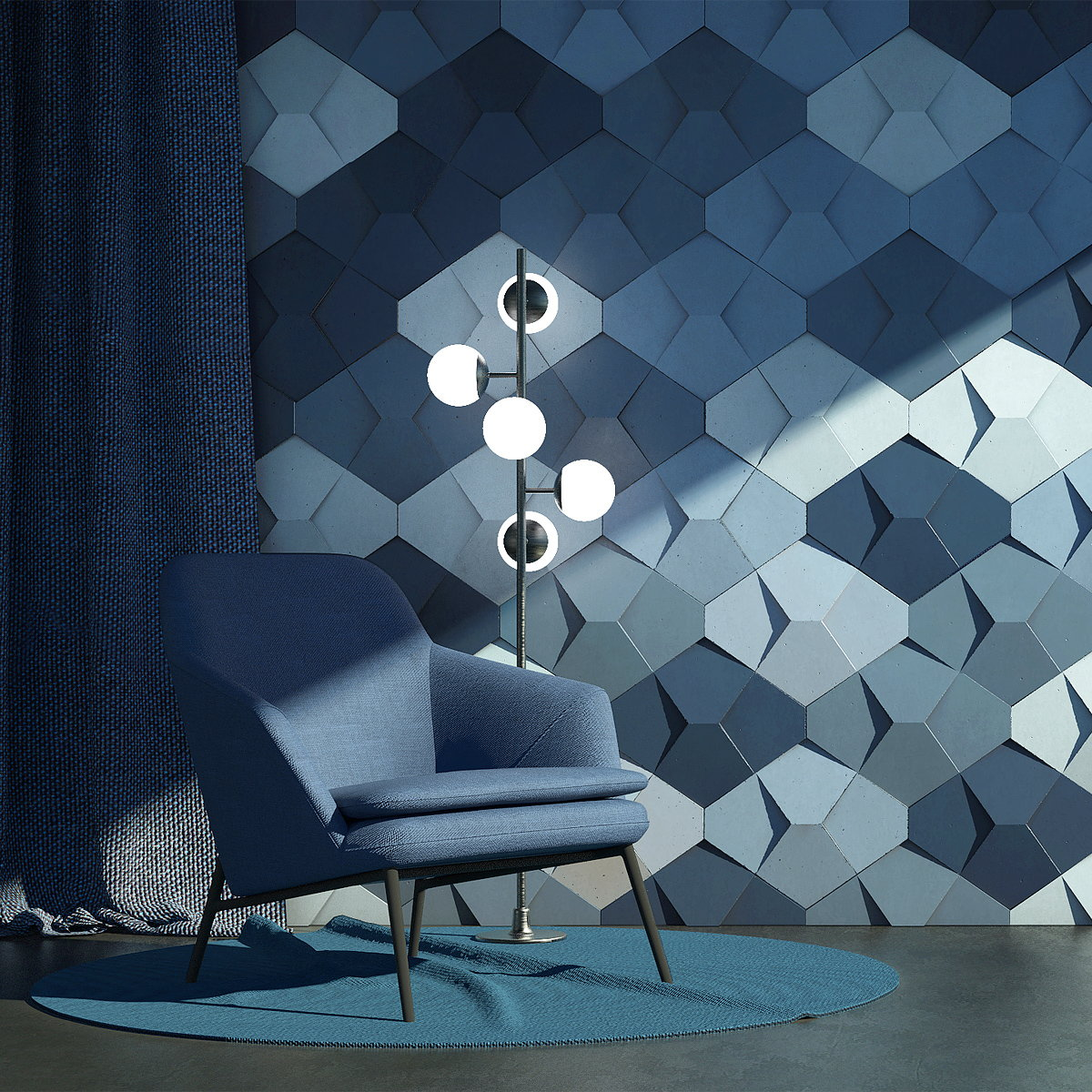 SCALES Tile Collection by SHIFT