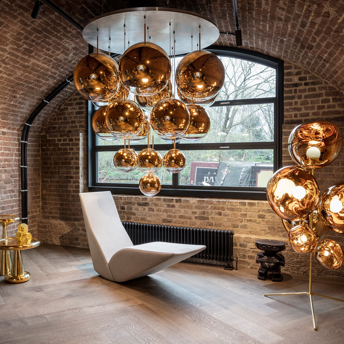 Tom Dixon's New London HQ Now Open