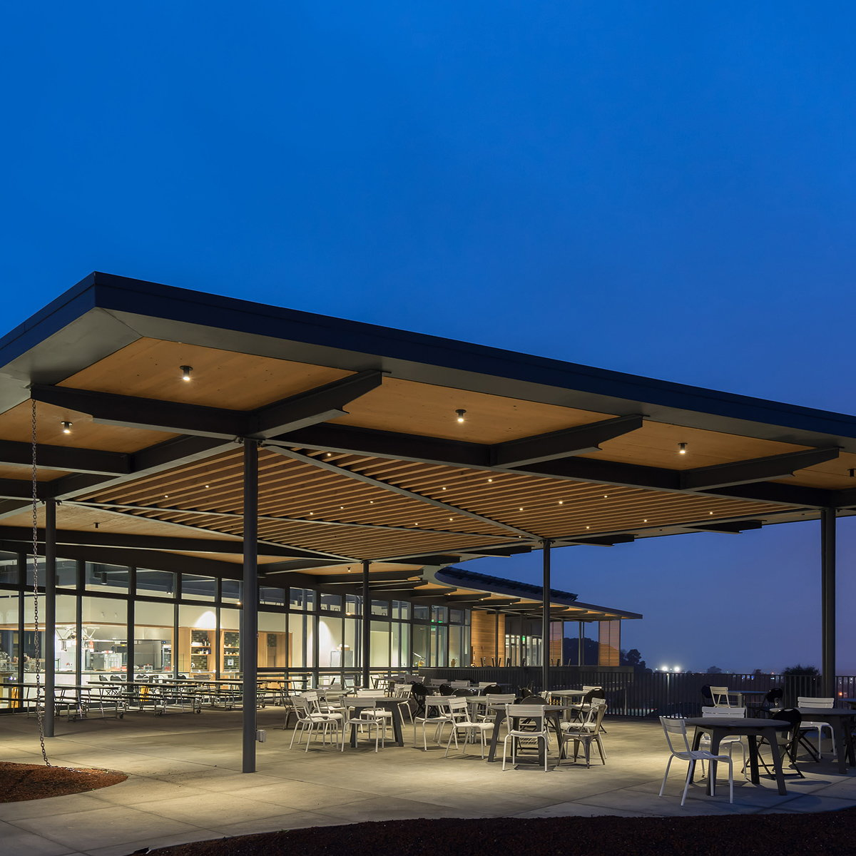WRNS Studio Wins AIA COTE Top Ten Award for Sonoma Academy's Janet Durgin Guild and Commons