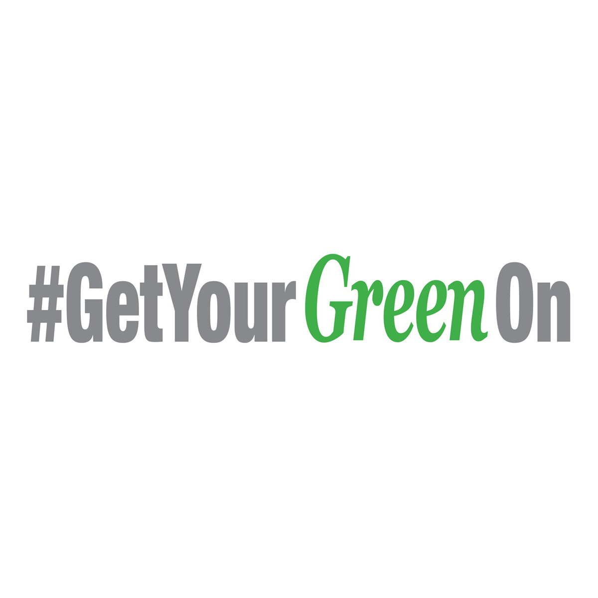 SFC's 2018 Get Your Green On Competition Now Open for Submissions