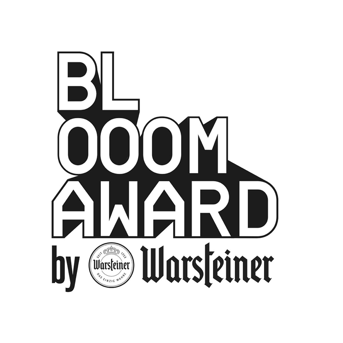 BLOOOM Award by WARSTEINER 2018