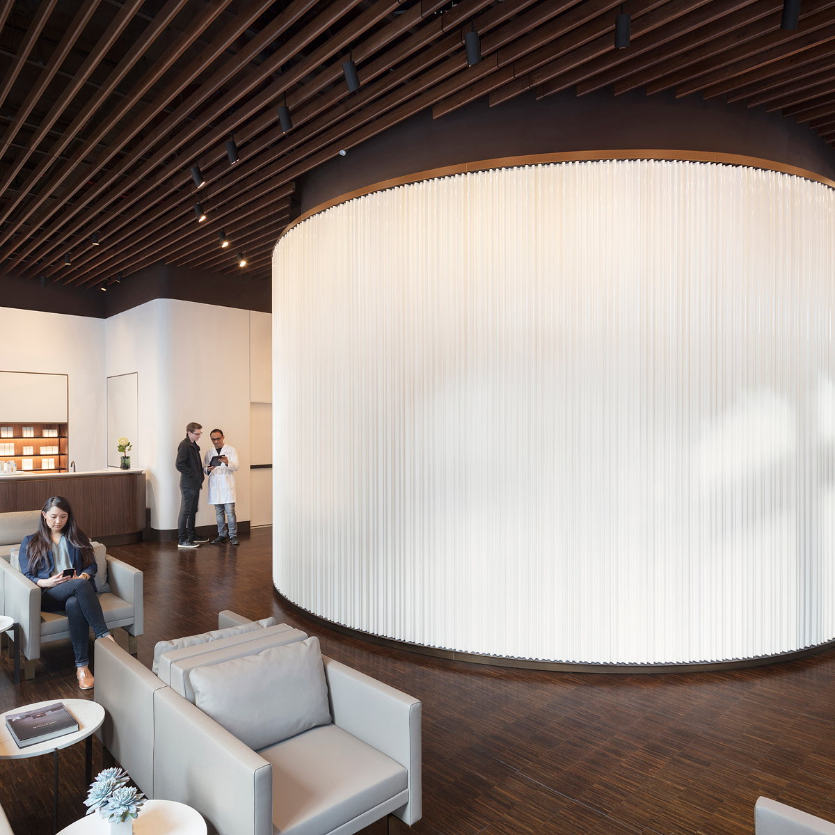 Brandon Haw Architecture Designs Bespoke New Flagship for NYDG Integral Health and Wellness