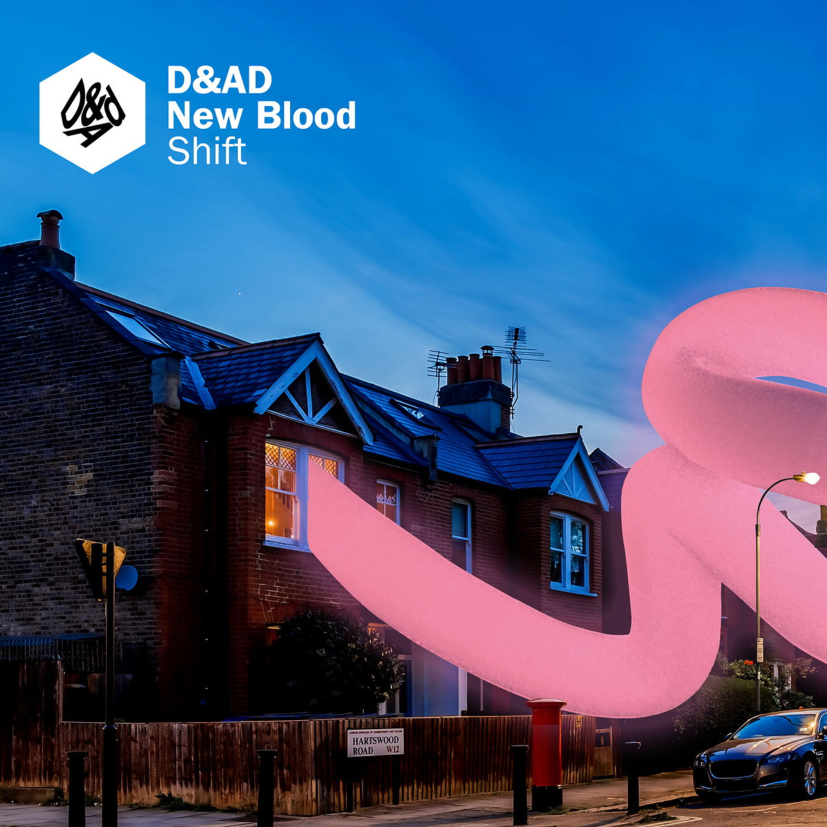 D&AD Launches New Blood Shift 2018