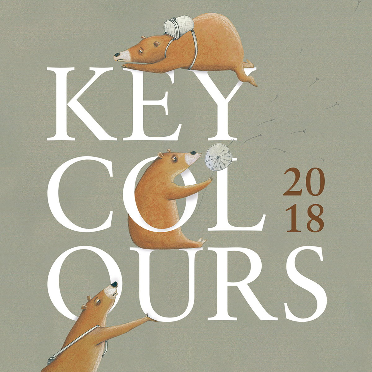 Key Colours 2018