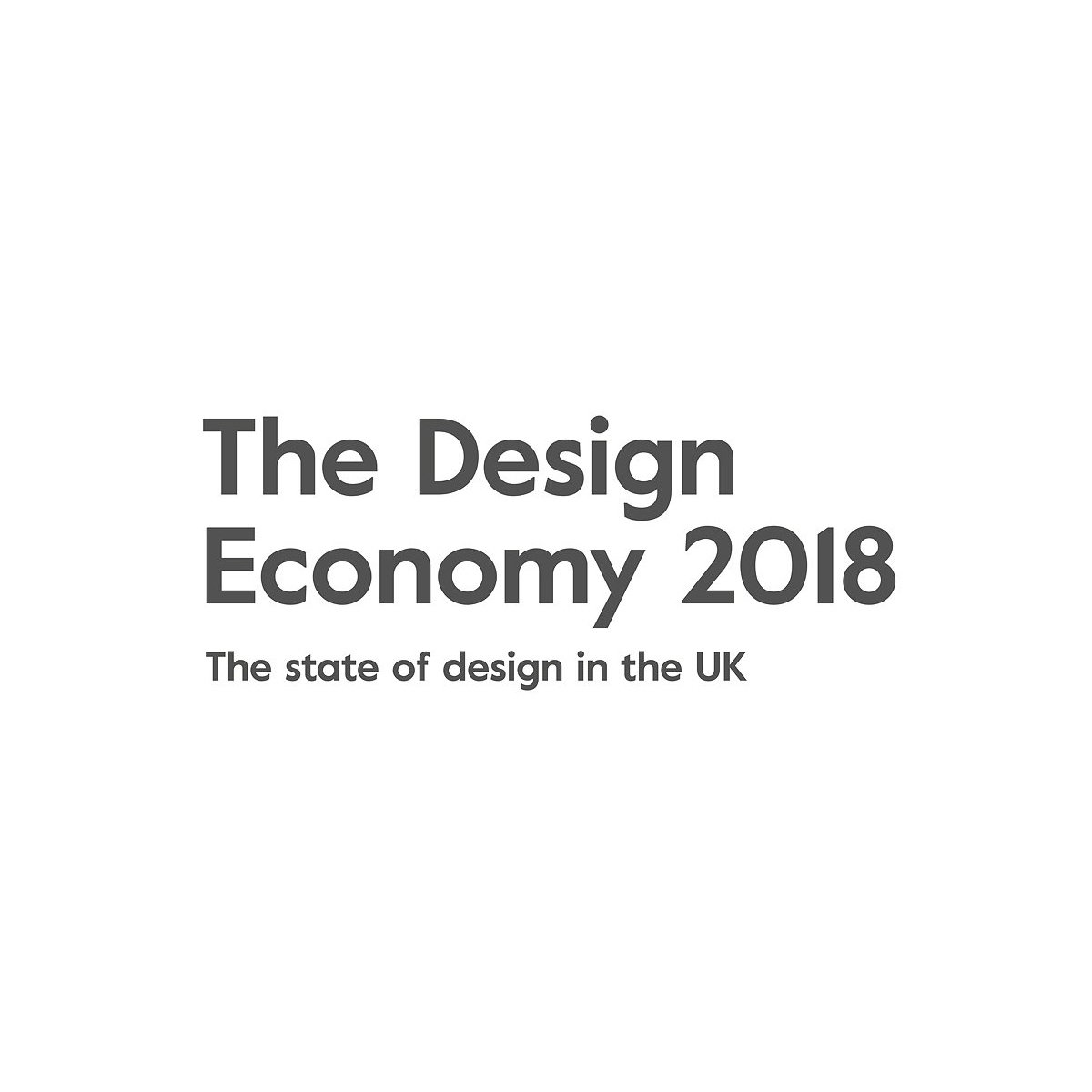 Design Council Releases The Design Economy 2018 Report