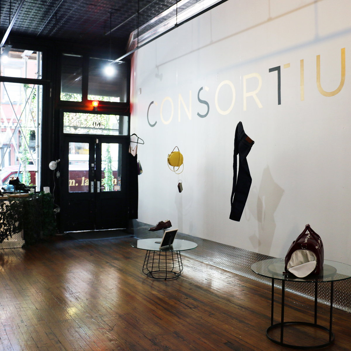 Consortium Opens First Concept Store in NYC