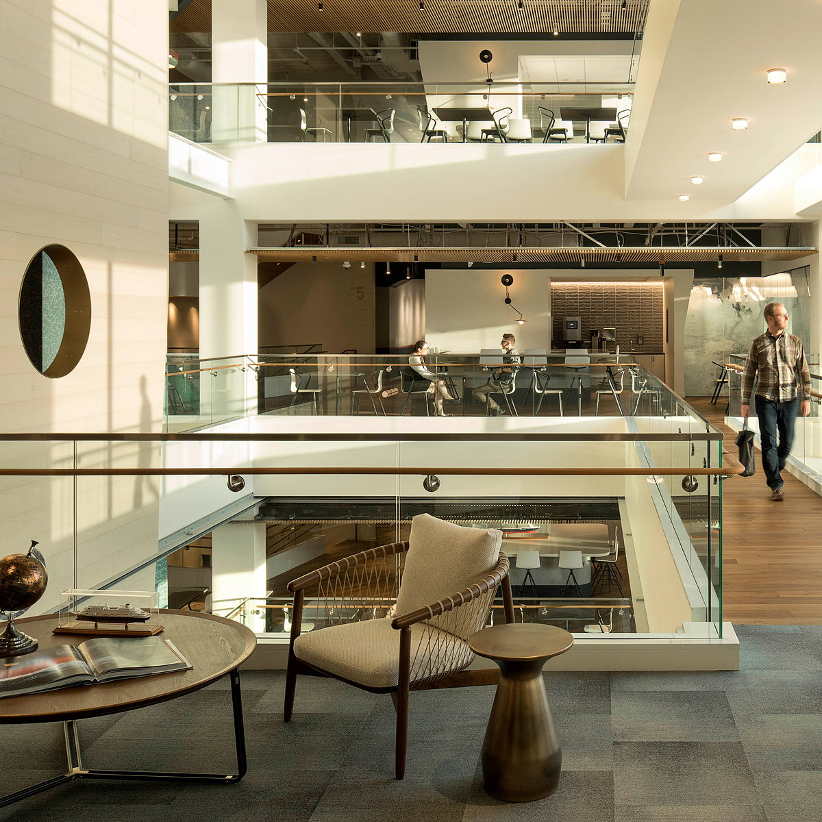 SkB Architects Designs New Holland America Group Headquarters
