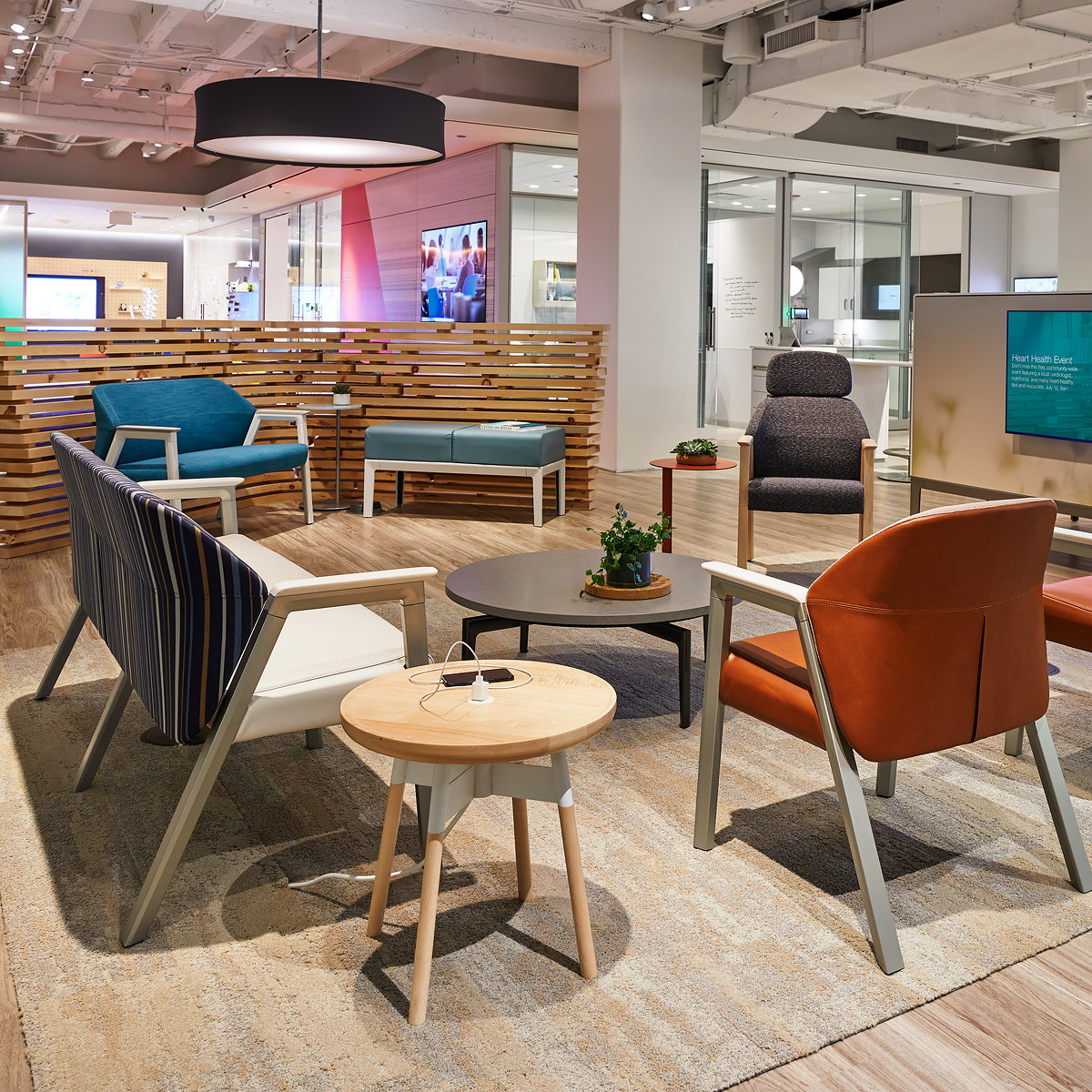 Steelcase Health Launches Embold Seating Collection and Convey Modular Casework