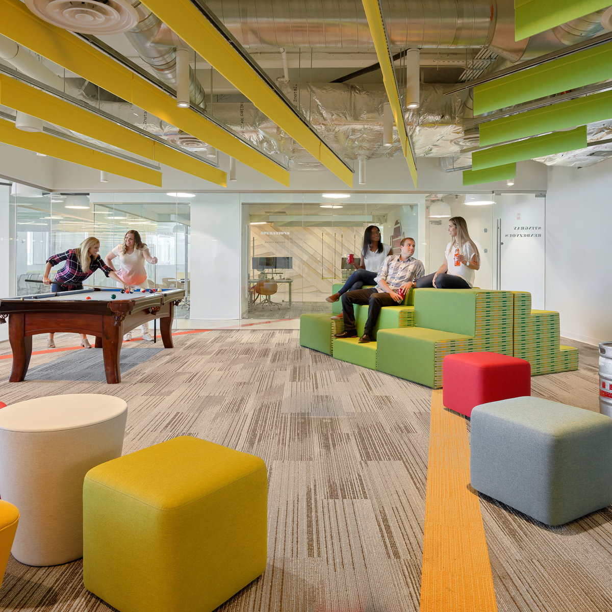 Stantec Designs Wix's Office and Technical Call Center in Miami Beach