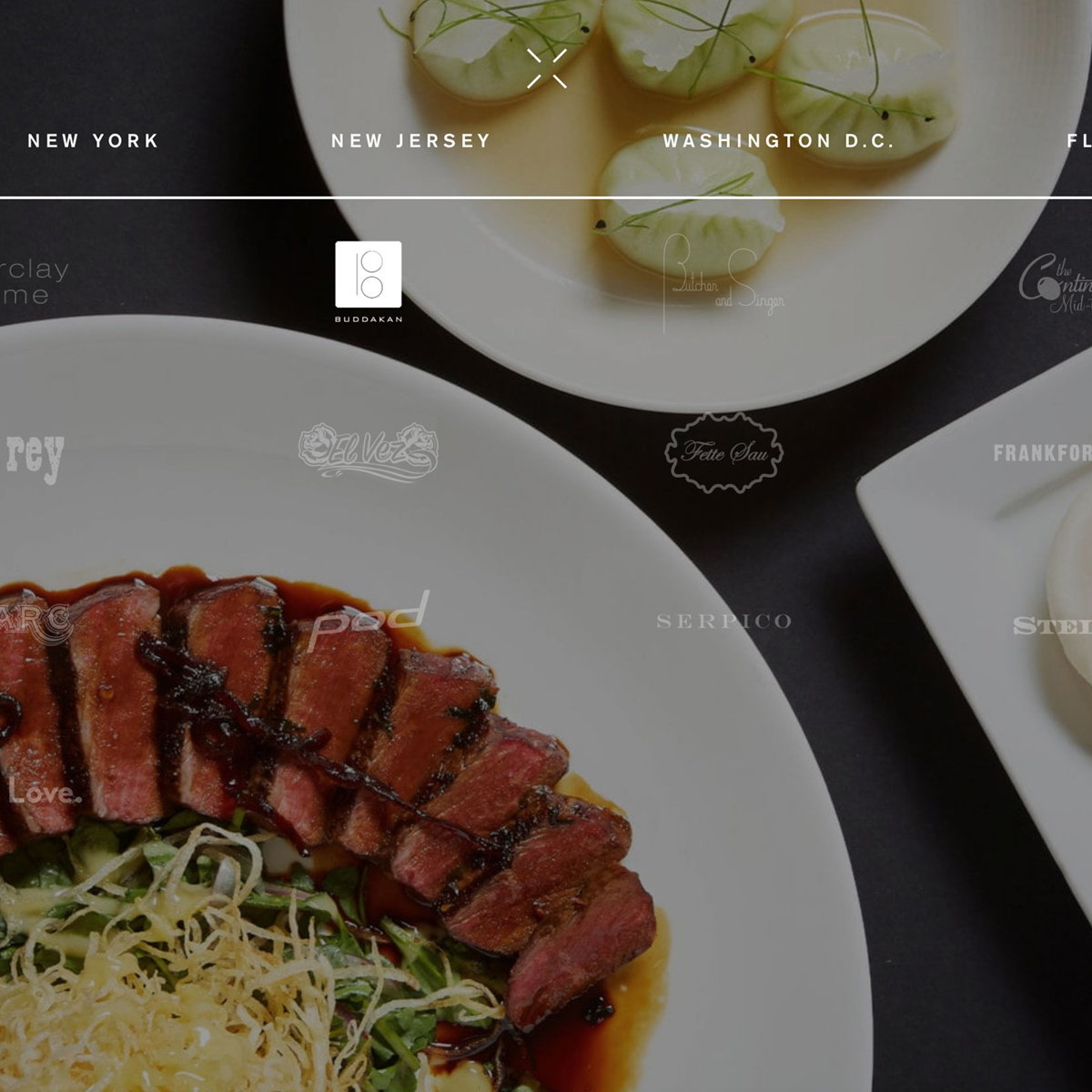 Sub Rosa Creates New Visual Identity and Website for STARR Restaurant Group