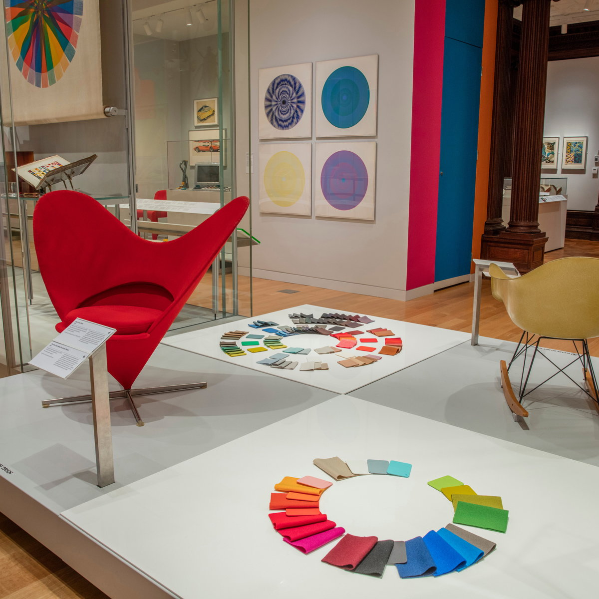 Saturated - The Allure and Science of Color at Cooper Hewitt