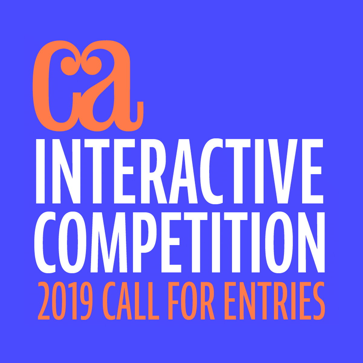 Communication Arts 25th Annual Interactive Competition