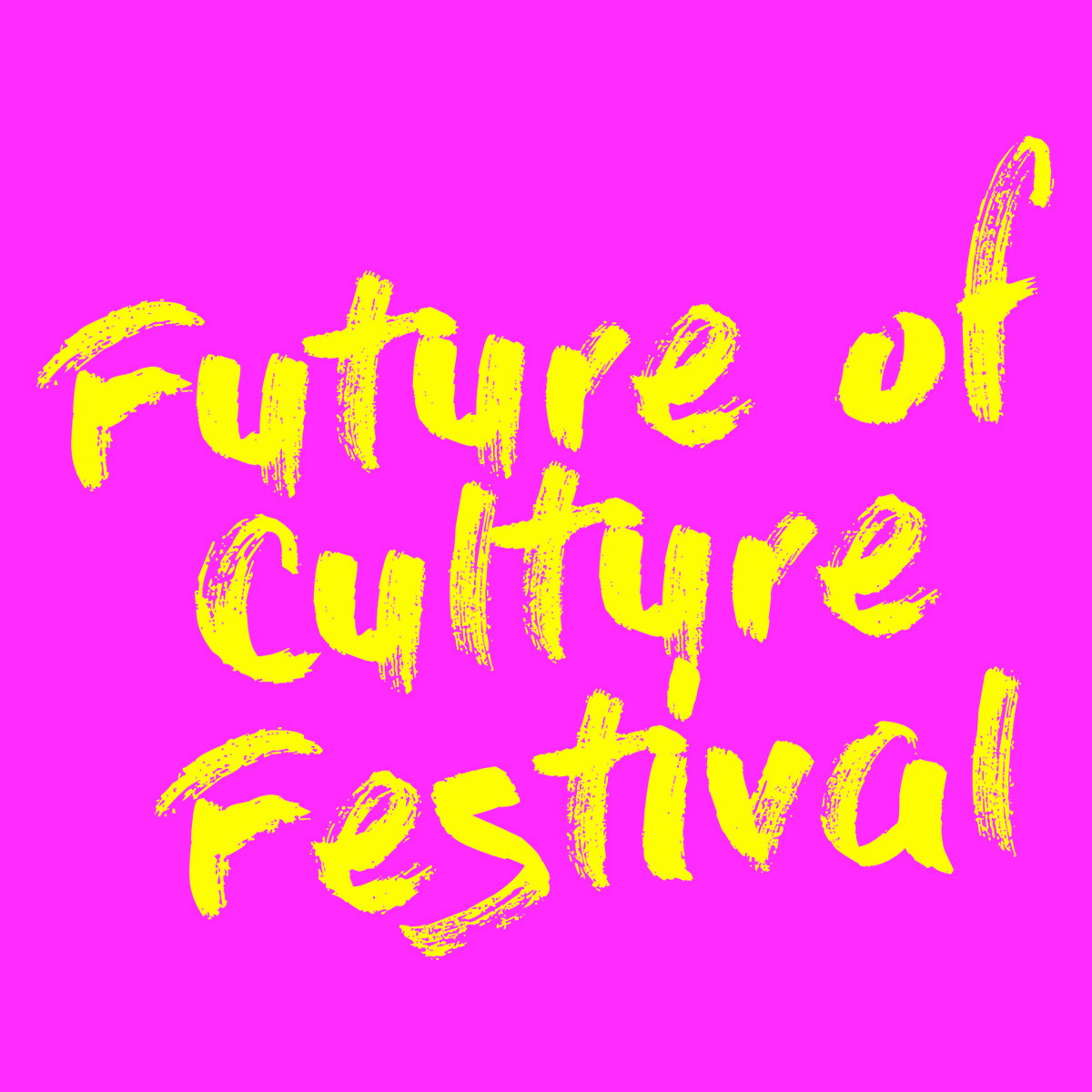 The ARTS+ 'Future of Culture' Festival