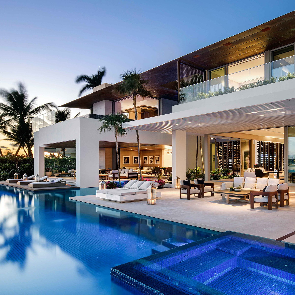 SAOTA Designs Luxury Island Experience in the Heart of Miami