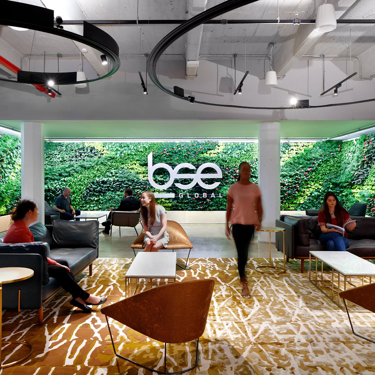 TPG Architecture Designs New BSE Global Headquarters