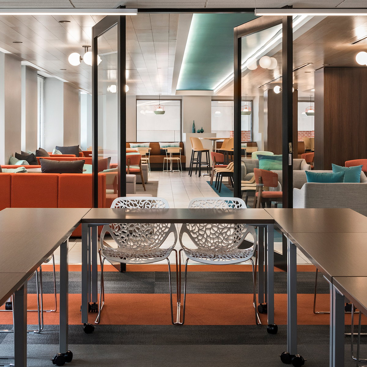 GrizForm Design Architects Completes 2300 N Street Office Space
