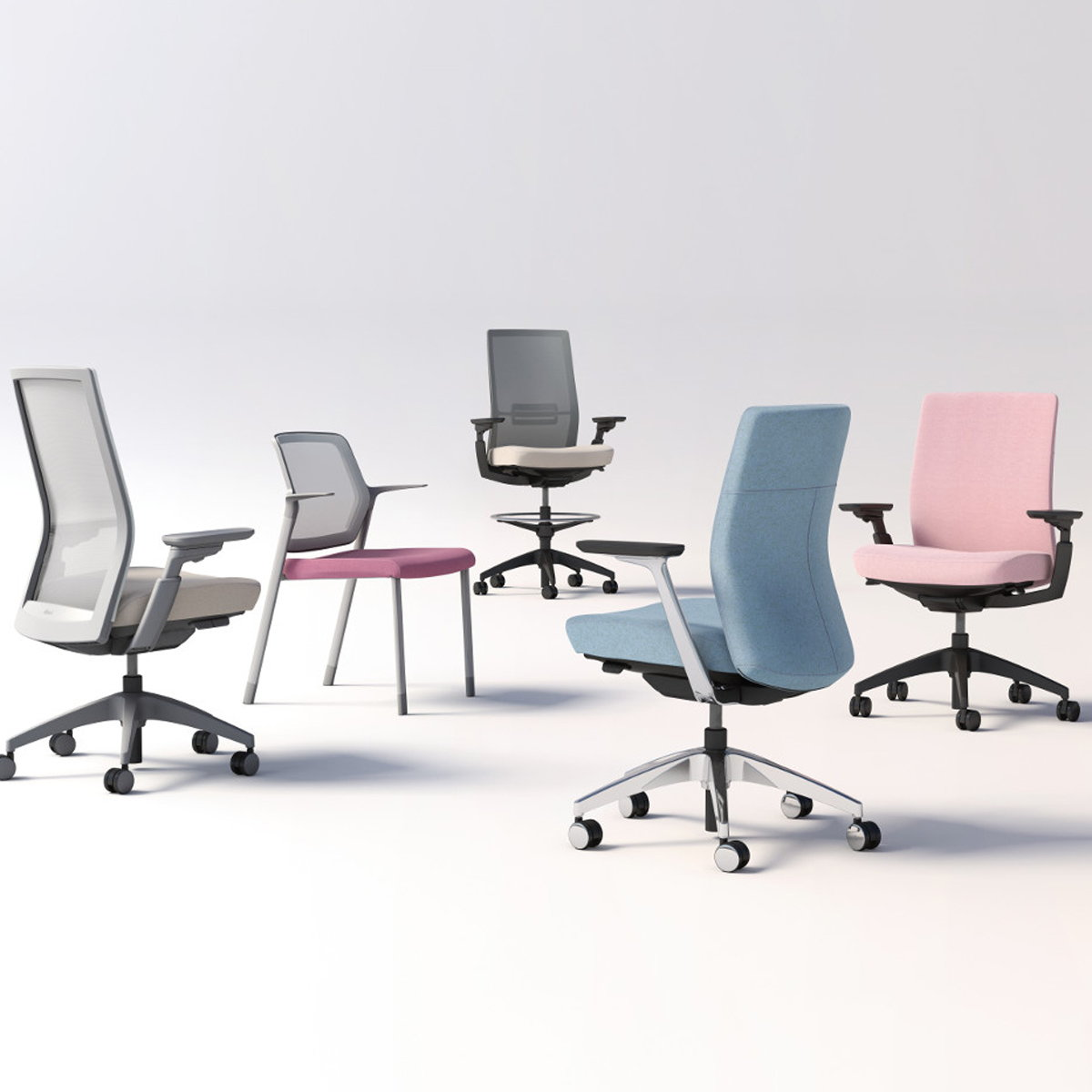 Allsteel Launches Evo Seating Collection