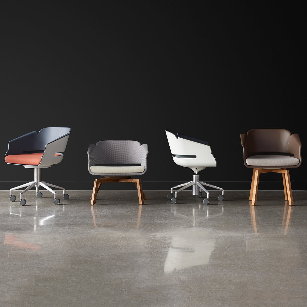 Allseating's Lyss Chair Awarded IDEA's Bronze Honor