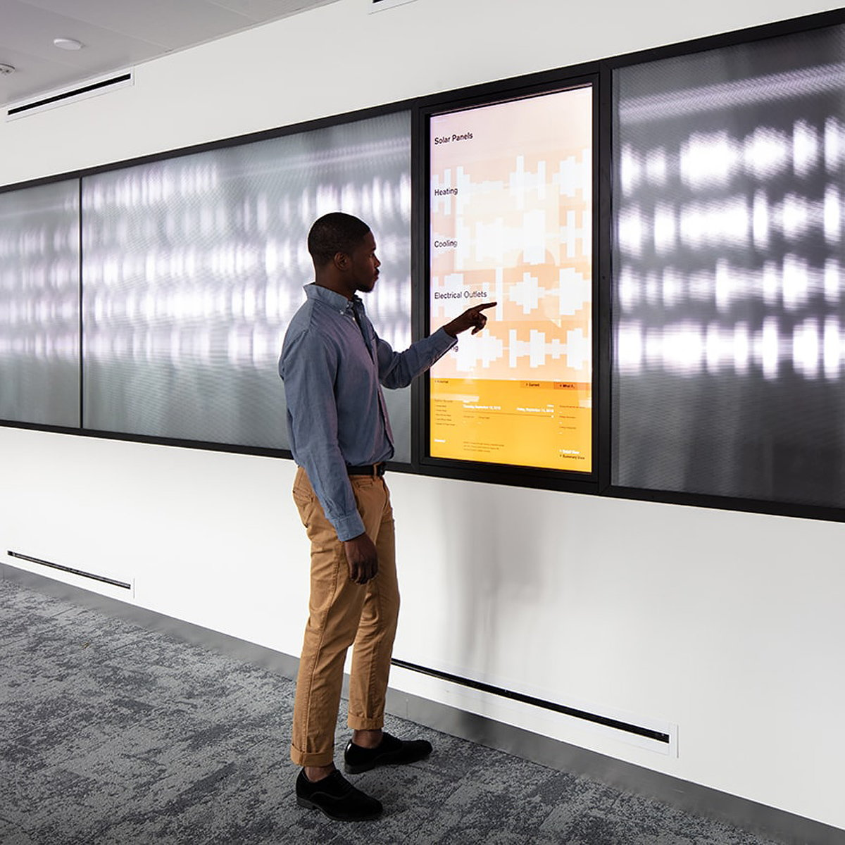 HUSH Designs Permanent Data-Driven Experience in United Therapeutics' New Energy Conscious HQ