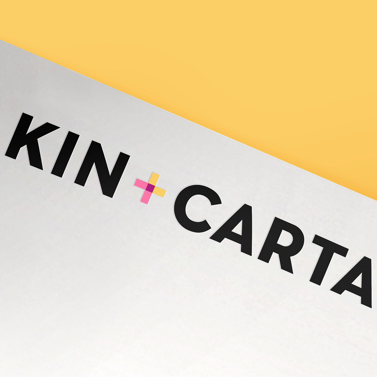 Carter Wong Unveils New Visual Identity for Kin and Carta