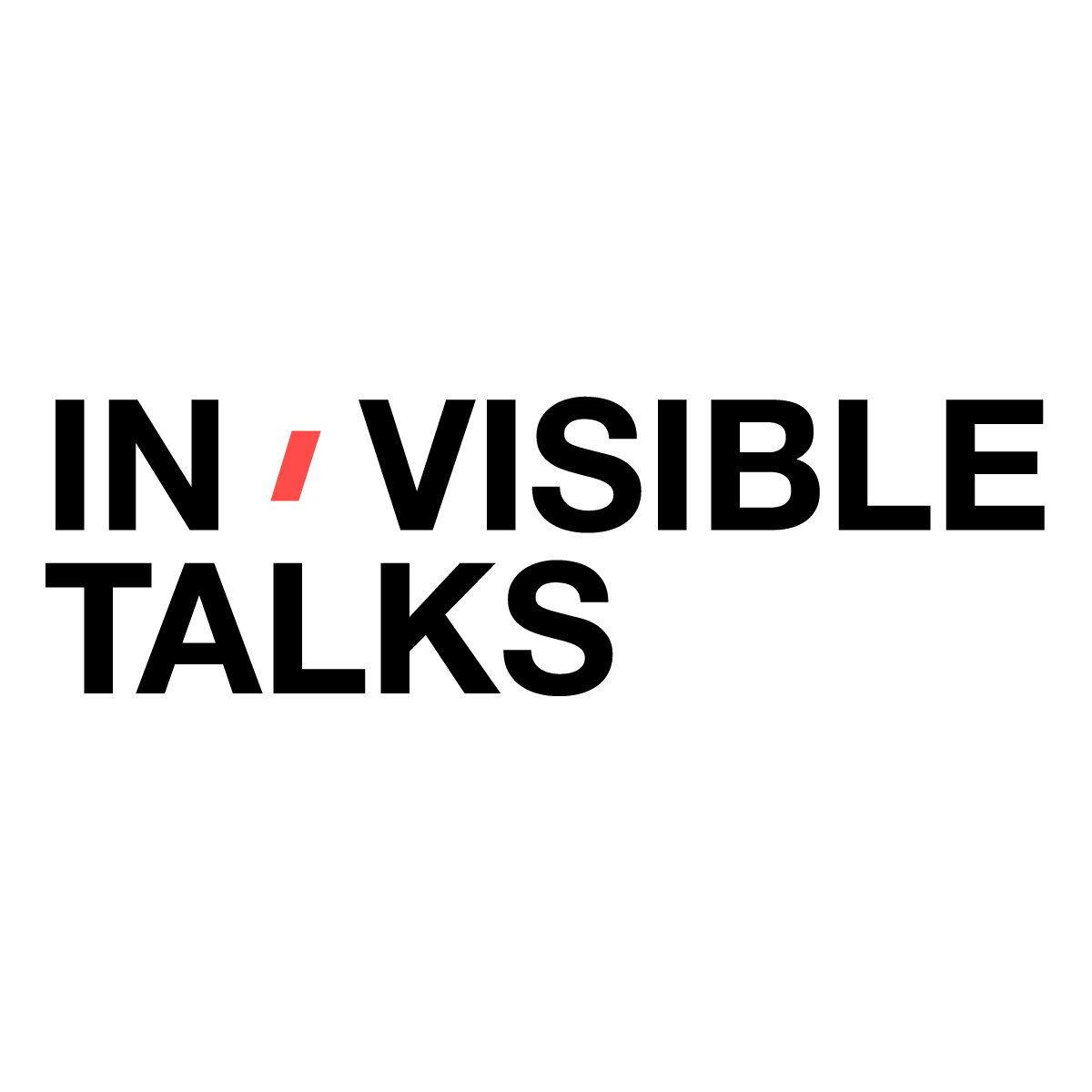 In/Visible Talks 2019